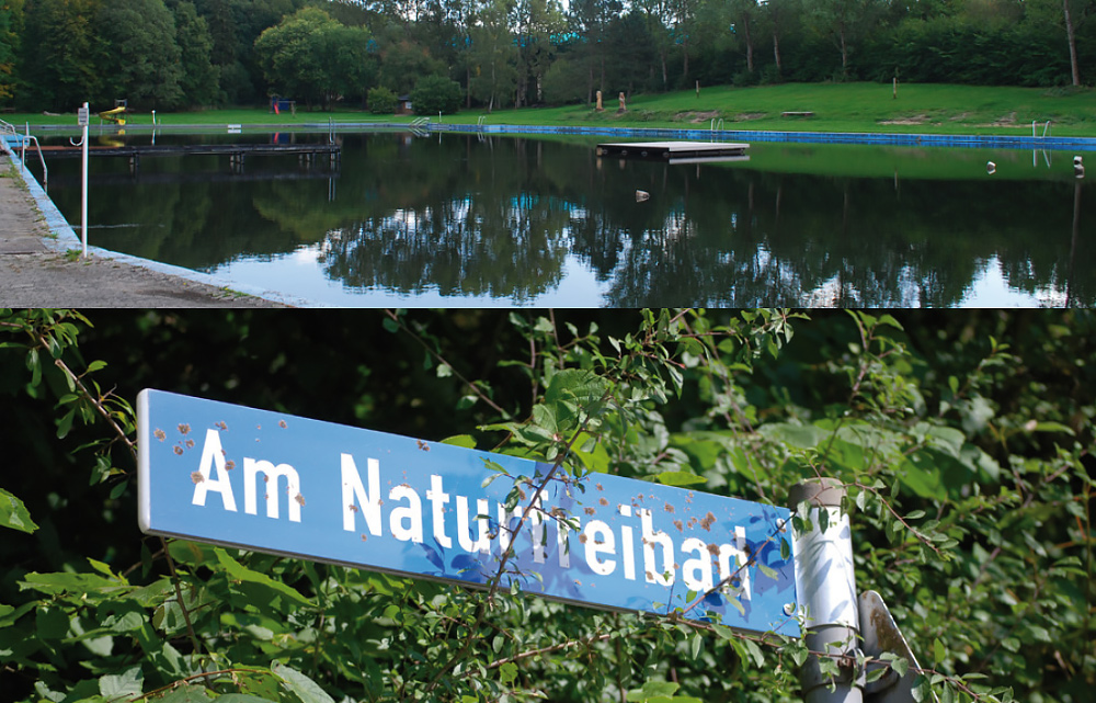 Naturfreibad Simmern Hunsrück